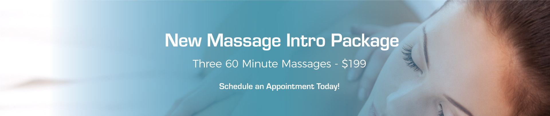 Massage Special Pricing Studio Blue Portland Oregon