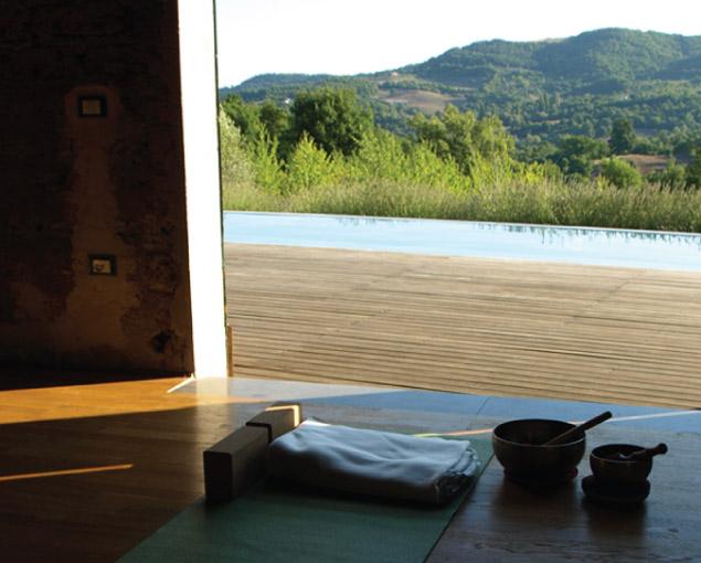 Studio Blue Pilates Retreat to Umbertide Italy