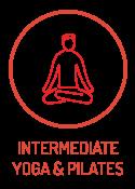Intermediate Yoga & Pilates Classes at Studio Blue in NW Portland