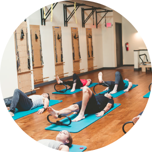 Rehabilitative Pilates Classes at Studio Blue in NW Portland