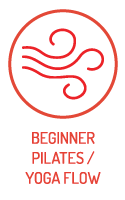 Beginner Pilates & Yoga Flow