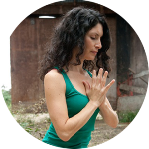 Forrest Yoga Workshop with Angelina