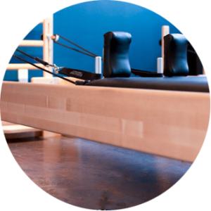 Studio Blue Reformer Classes
