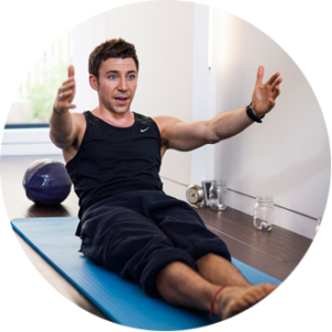 Mat Pilates Classes at Studio Blue Pilates