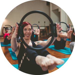 Pilates Sculpt Classes at Studio Blue in NW Portland