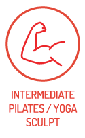 Intermediate Pilates & Yoga Sculpt